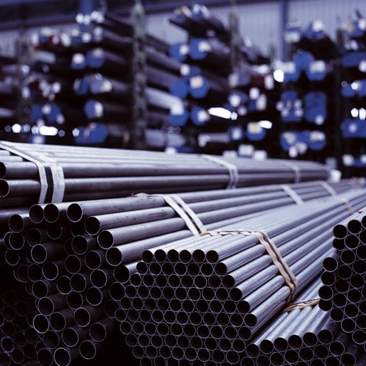 Nahtlose, kaltgezogene Präzisionsstahlrohre nach EN 10305-1 90 mm x 12 mm Werkstoff E235/1.0308