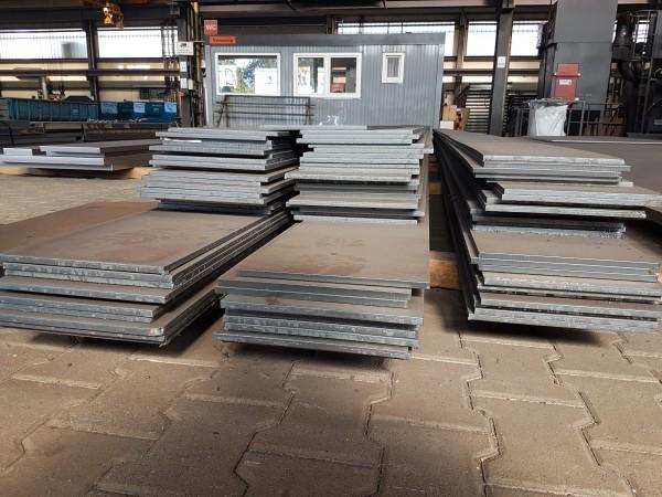 CNC - Rechteckzuschnitte - 10 x 279 x 11.900 mm