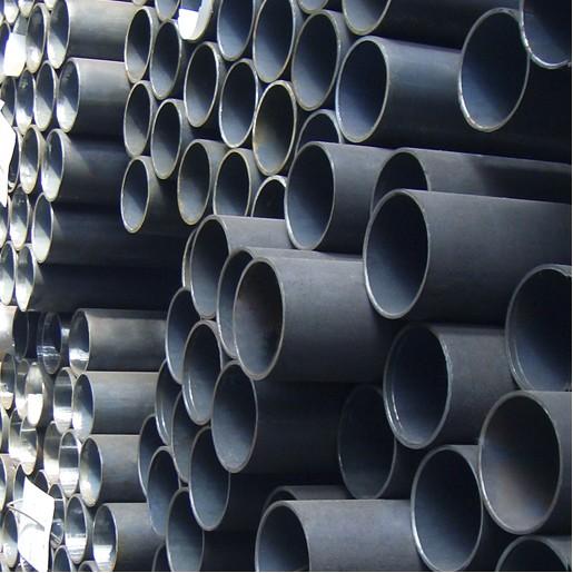 Geschweißte Stahlrohre, Grade B / API 5L, Abm.: 244,5 x 5,0 mm