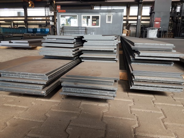 CNC - Rechteckzuschnitte - 10 x 279 x 5.950 mm