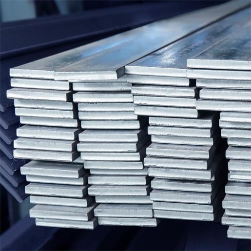 Flachstahl in S235JR, zwei Abm.: 45x5 mm und 90x5 mm