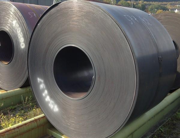 Coil für Stahlrohre in Güte S355 686mm x 9,35mm